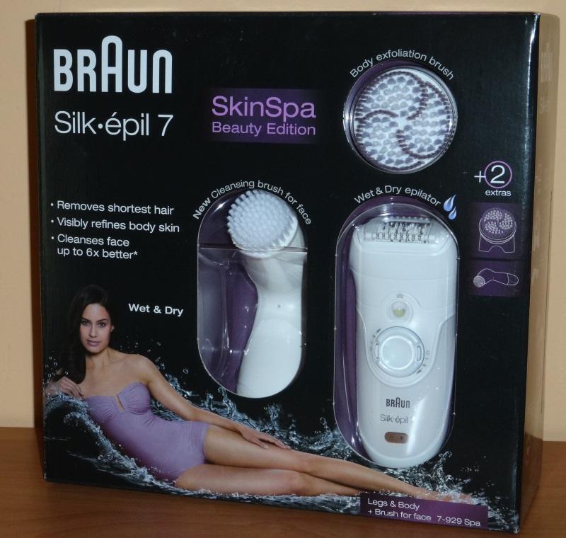 Teszt: Silk-épil 7 SkinSpa epilátor és bőrradírozó rendszer
