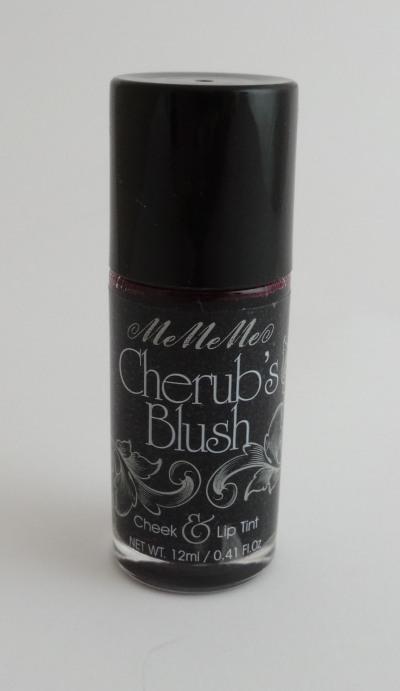 Teszt: MeMeMe Cherub's Blush - Folyékony pirosító és ajakszínező