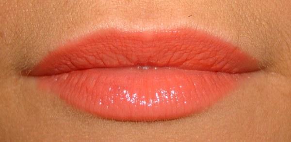 50's Dream Miss Pupa lipstick test.JPG