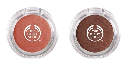 Itt van az ősz, itt van újra... The Body shop Colour Crush szemhéjfesték teszt
