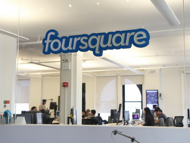 Legmenőbb startup iroda, evör - Foursquare, Soho, New York