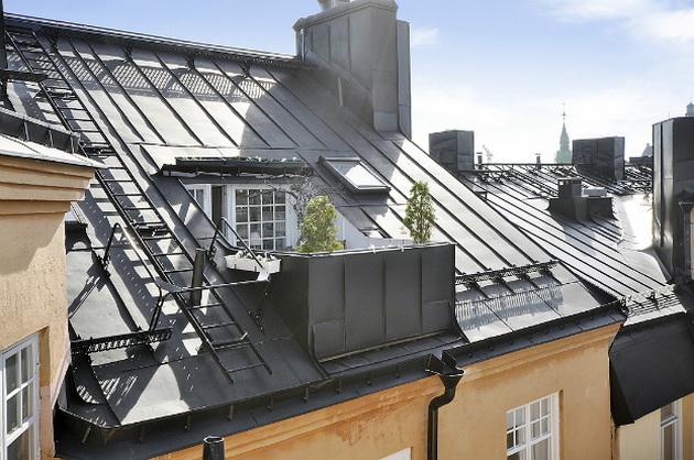 Pazar tetőterek: Stockholm - West Higgins Road 96.