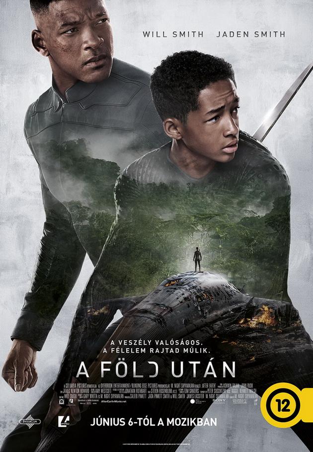 Gyertek velünk mozizni! Premier előtt - A Föld Után