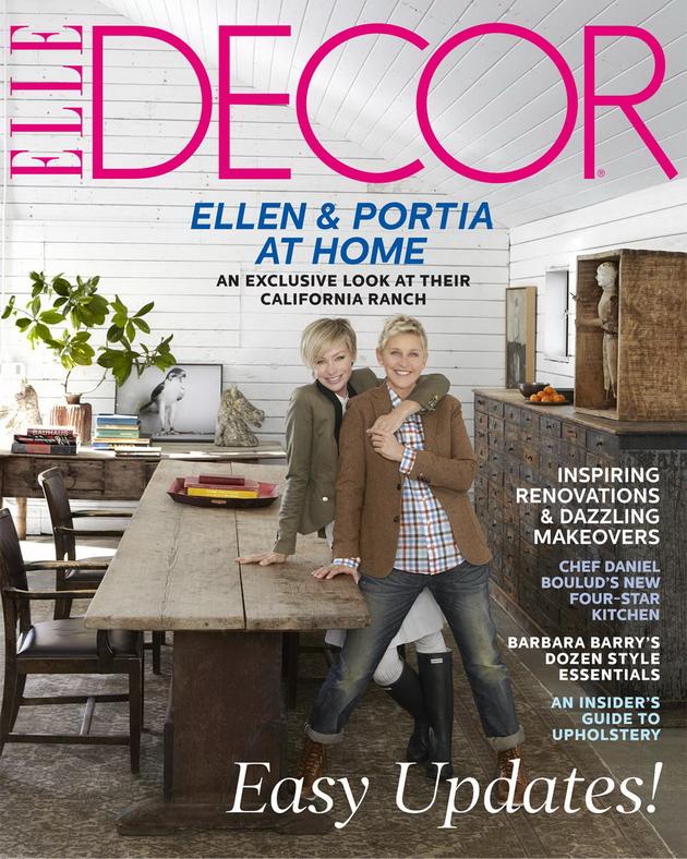 Ellen DeGeneress és Portia de Rossi új birtoka Santa Monicában