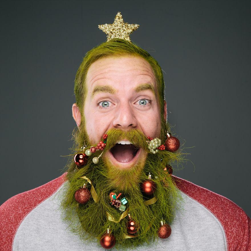 Tizenkét karácsonyi szakáll