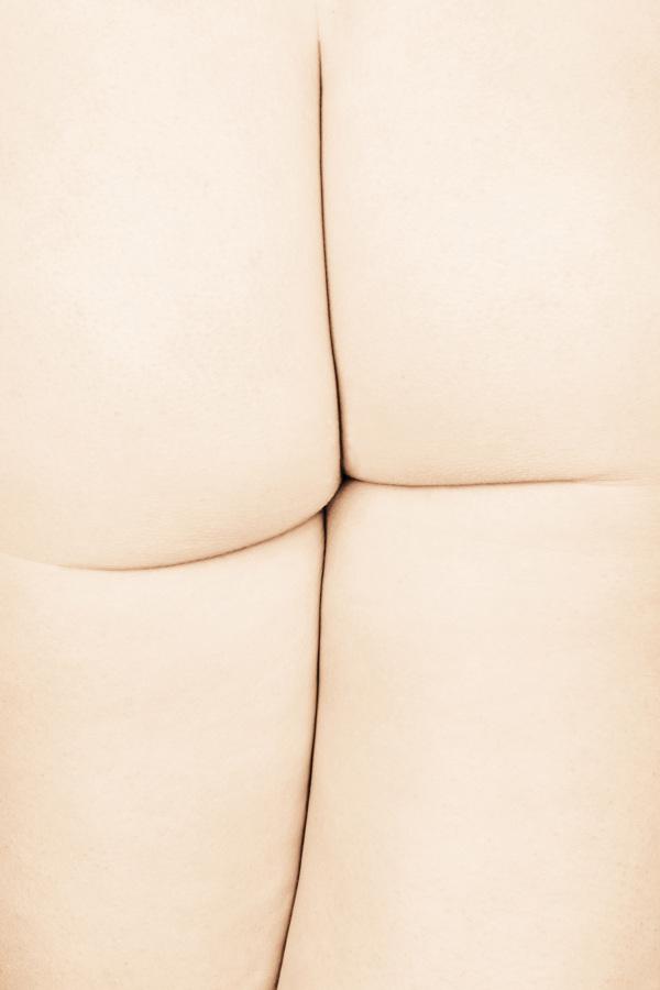 A test és az elfogadás - Fragmentation of the body by Giron Mathilde
