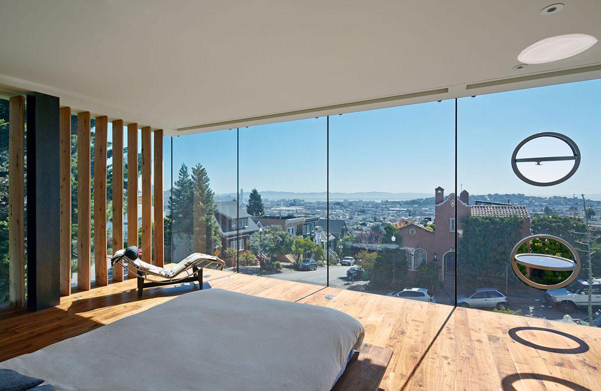 Négy emeletnyi FÚÚÚ - Peter's House / San Francisco