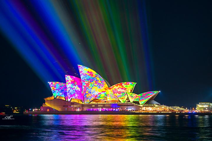 Újra fénybe borult Sydney