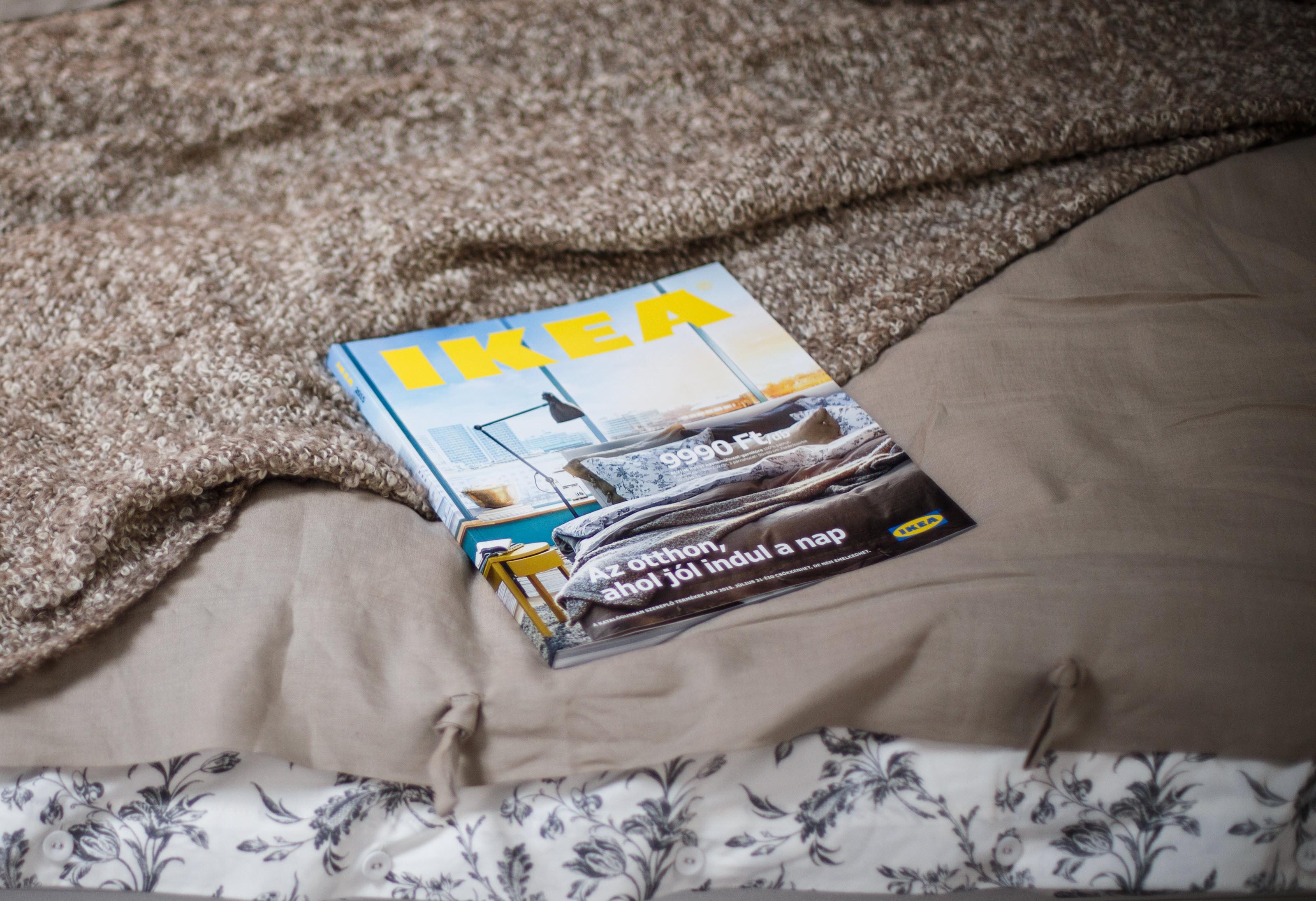 Ikea katalógus 2015 – Az élet otthon