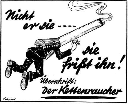 Náci dohányzásellenes harc