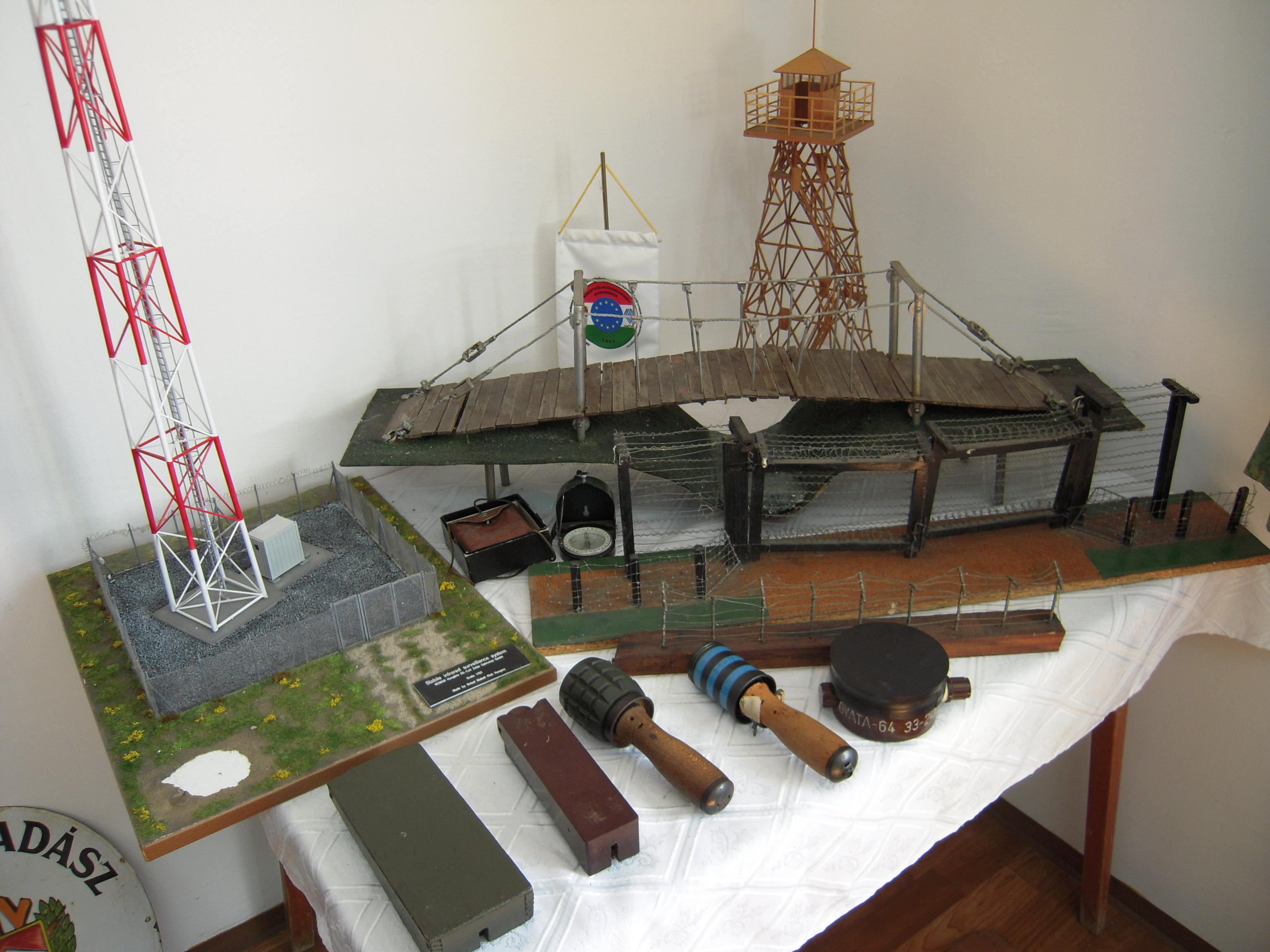 határőr múzeumi tárgyak.JPG
