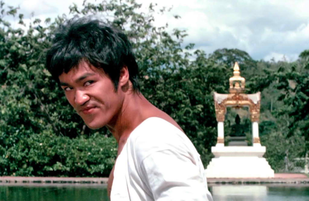 Bruce lee movies fist of fury