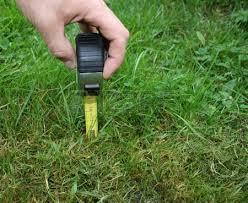 Fű mérése