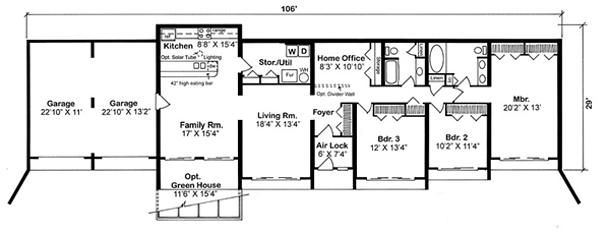 Cél: a Ház