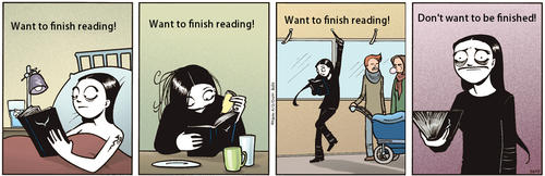 Random: Te hogyan olvasol?
