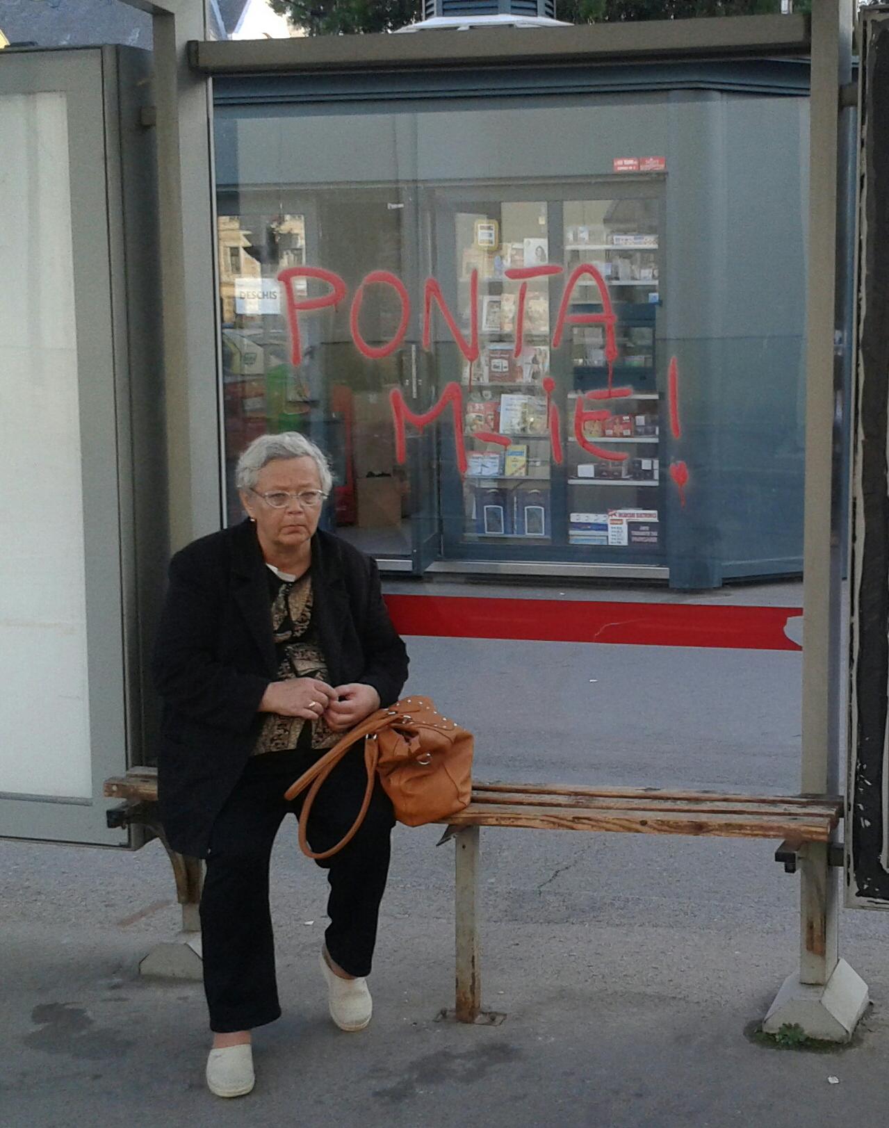 A néni kedvéért hiányzik egy 'u'. De amúgy ott van az igazából.