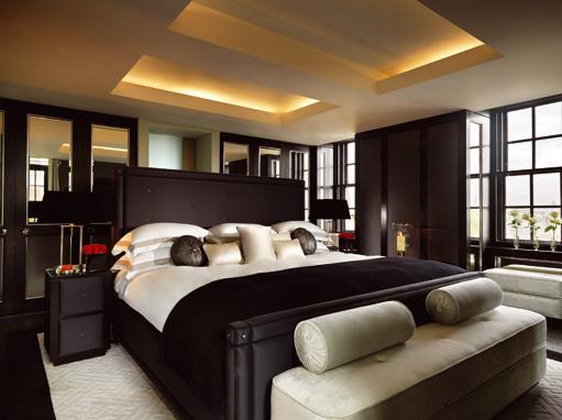 10 1 tipp az igazi f rfi lak s nak berendez s hez minden design - Apartamentos de lujo en londres ...