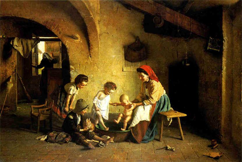 """""""Szülőim puritán szigort gyakoroltak"""" – A gyermek a hagyományos társadalomban"""