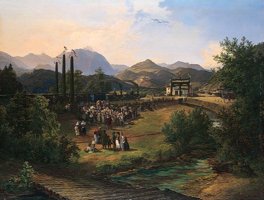 Gloggnitz Bahn 1842.jpg