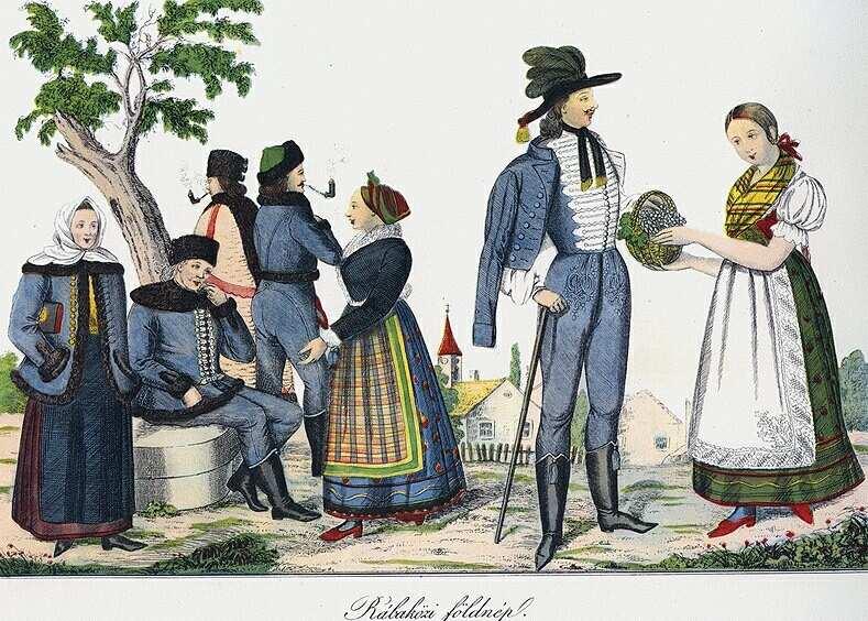 Kisnemesi viselet 1840.jpg