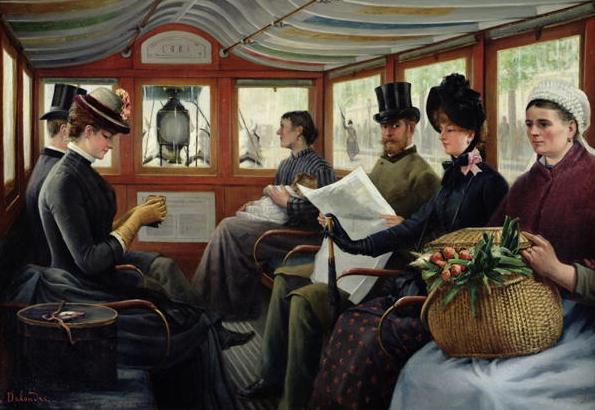 On the Omnibus, 1880 Maurice Delondre.jpg