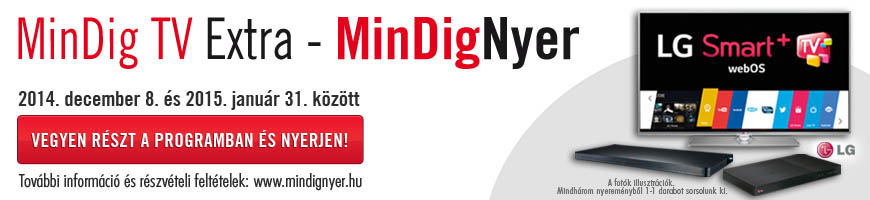 MinDig TV Extra - MinDig Nyer
