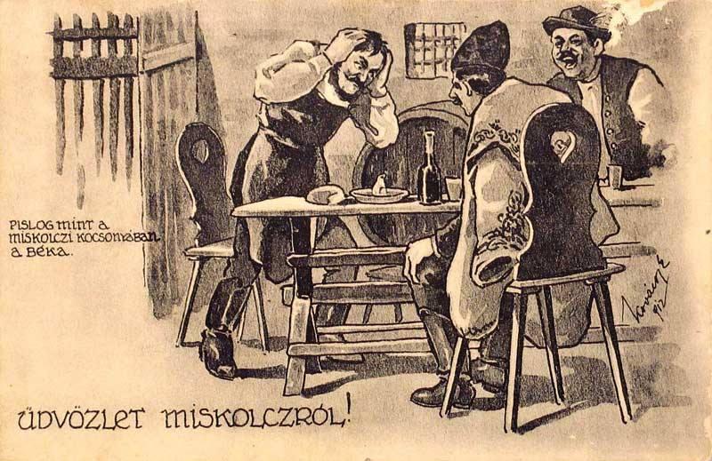 MMK- Avagy miskolci múltidéző képeslapok 9. rész