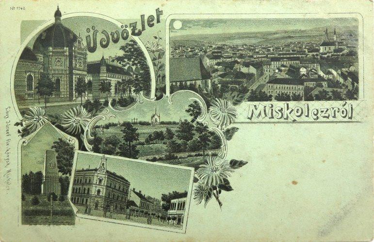 MMK- Avagy miskolci múltidéző képeslapok 3. rész