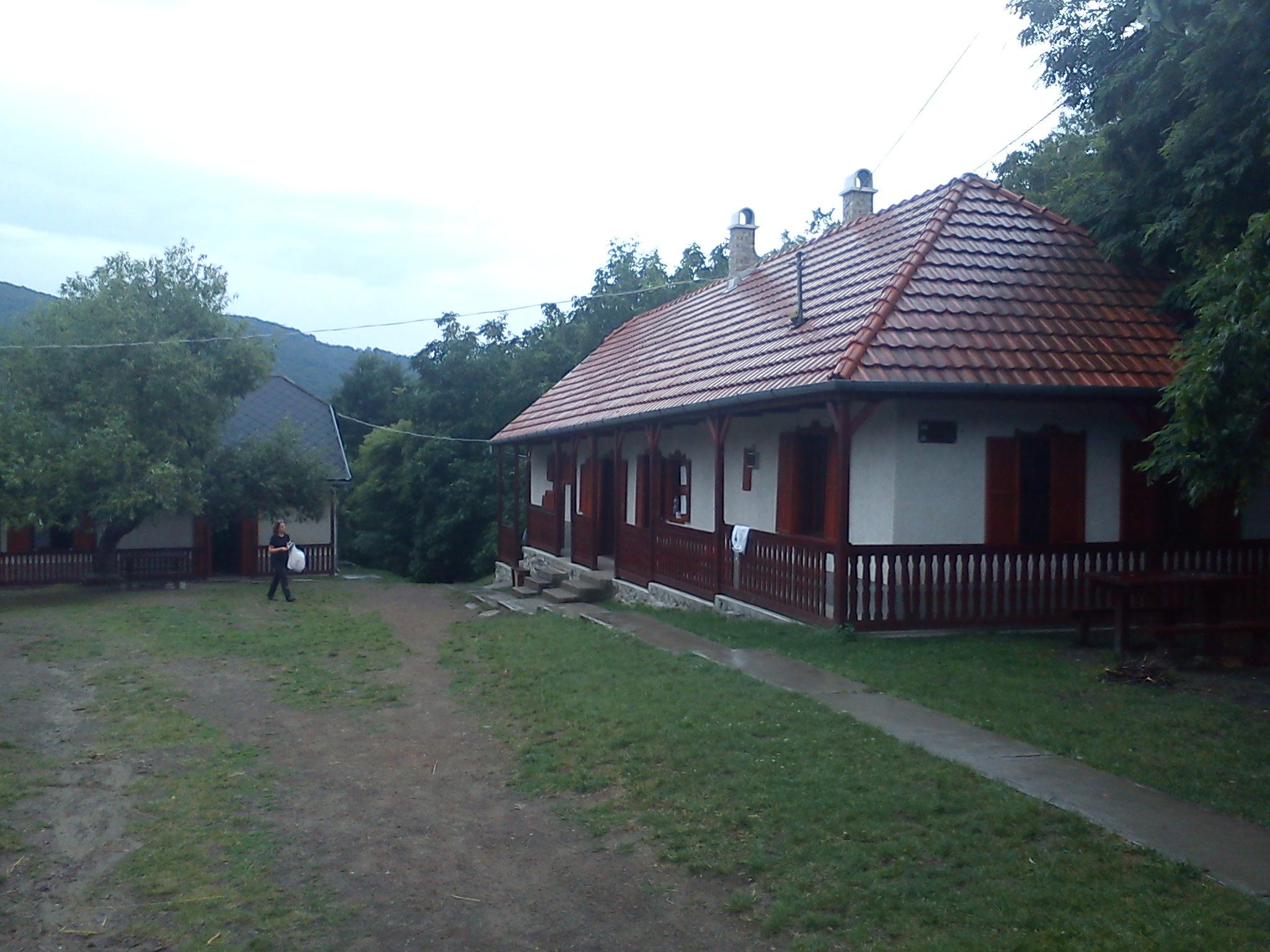 Pusztafalu