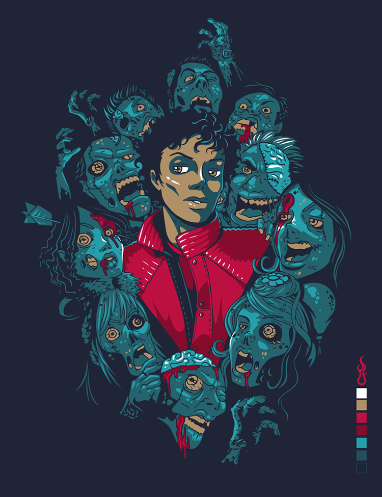 Thriller-Guiherme-Batista-guideki-michael-jackson-jackson-5-zombies-undead-vector-illustration.jpg