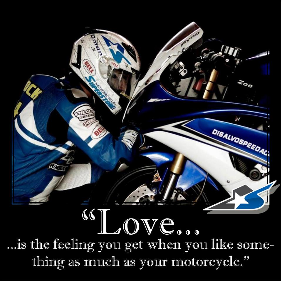Love To Ride Motorcycle Quotes Quotesgram