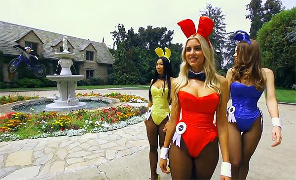 Danny MacAskill at the Playboy Mansion.jpg