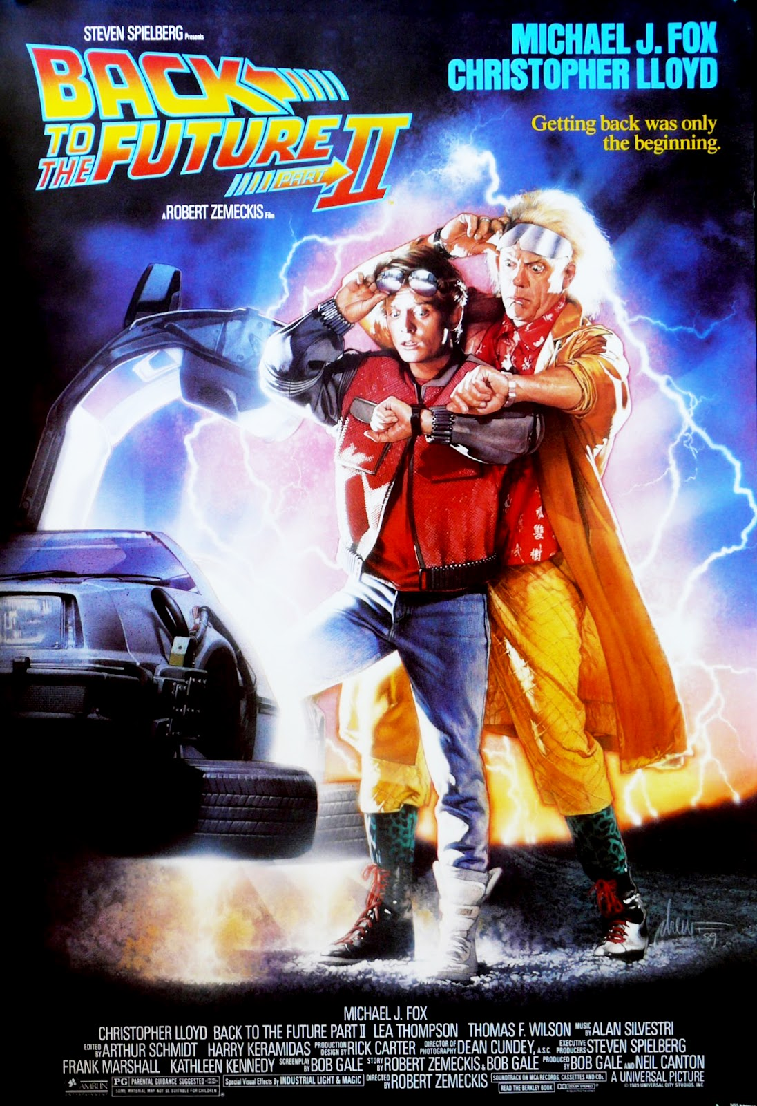 Back to the Future Part II | Watch streaming movies ...