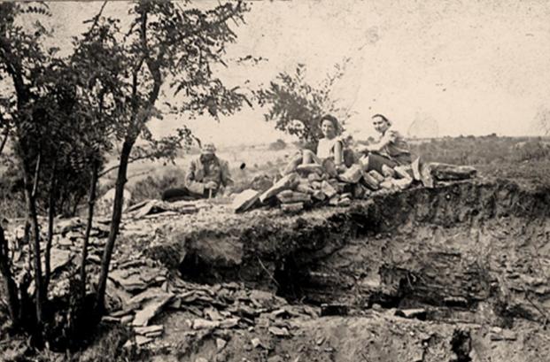 Legányi Ferenc, az  autodidakta paleontológus