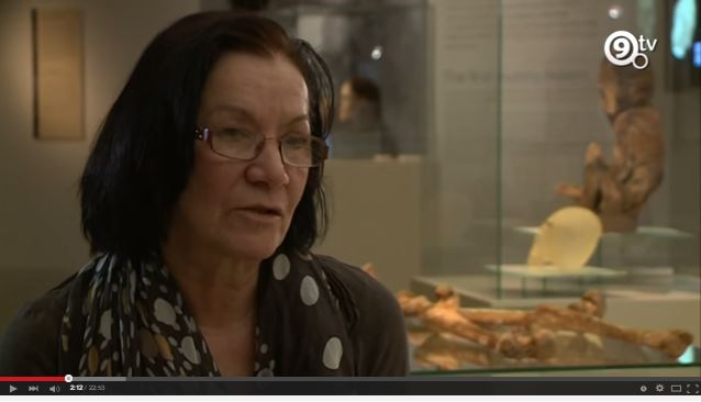 9.tv - Heti Portré:  Pap Ildikó antropológus