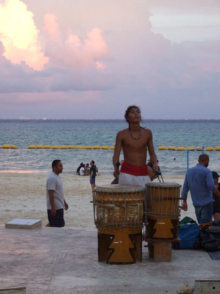 A mayák mai leszármazottai ápolják egykori hagyományaikat. Fotó Angyal D.