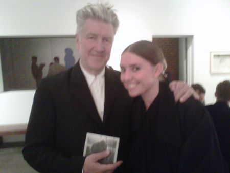"LYKKE LI & DAVID LYNCH ""I'm Waiting Here"" [video] MP3"