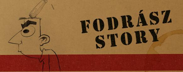 Fodrász story