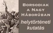 Borsodiak az első világháborúban