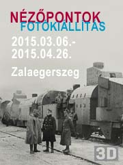 A Nézőpontok című kiállítás megnyitója a Göcseji Múzeumban