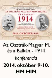 Az Osztrák–Magyar Monarchia és a Balkán, 1914
