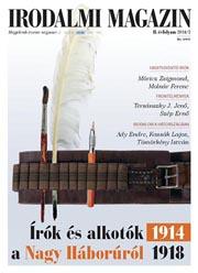 Irodalmi magazin