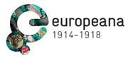Europeana 1914-1918 oldal grafika