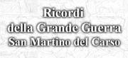 Nagy Háború Gyűjtemény, San Martino del Carso oldal grafika