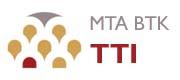 MTA BTK TTI oldal grafika