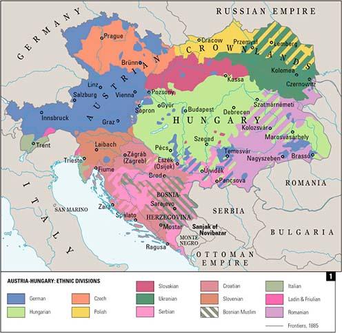 Az Osztrák-Magyar Monarchia népei