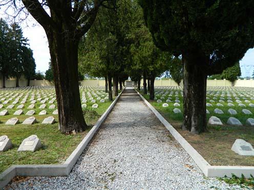 Osztrák–magyar katonai sírkert Foglianóban