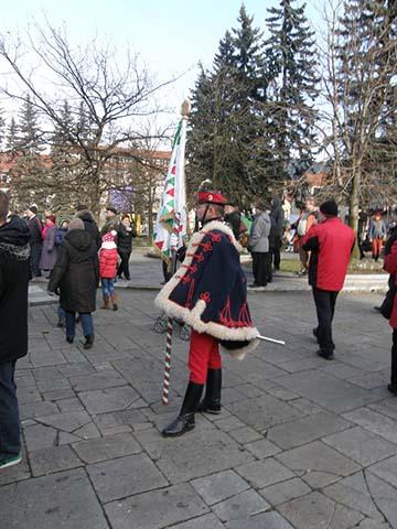 Magyar 9-es huszár Limanovában