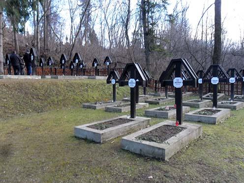 A tymbarki temető