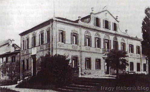 A Villa Giusti